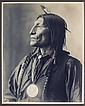 WOLF ROBE (Honii Wotoma) Southern Cheyenne, 1898.