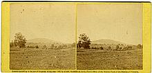 Cedar Mountain, by O' Sullivan. C. 1862. No. 506, published by Gardner, credit to O Sullivan.
