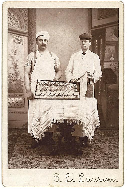 Pastry chefs.