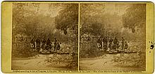 Three views by O'Sullivan published by Gardner, all with his 1864 copyright, and with further credit to his agents Philp and Solomons.