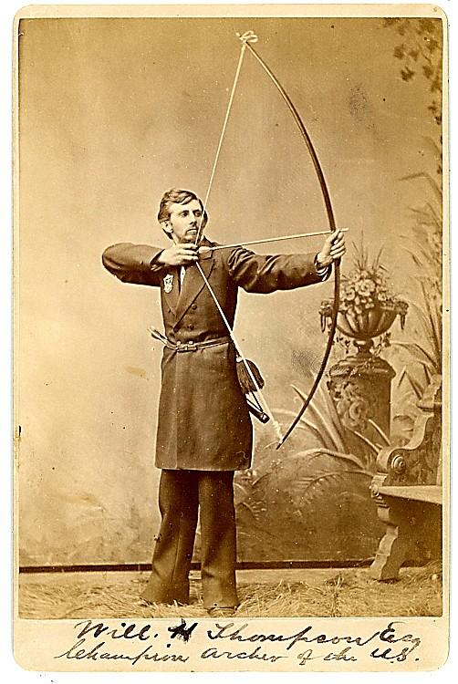 A champion archer.