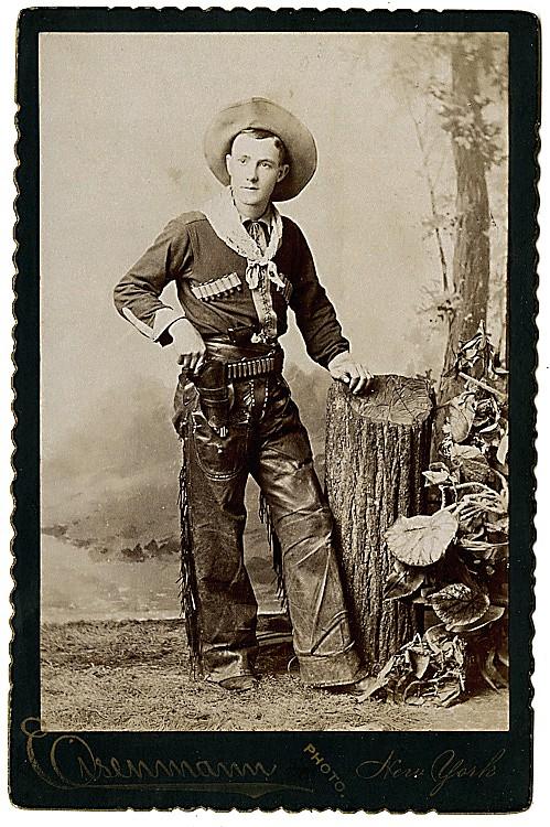 Cowboy performer.