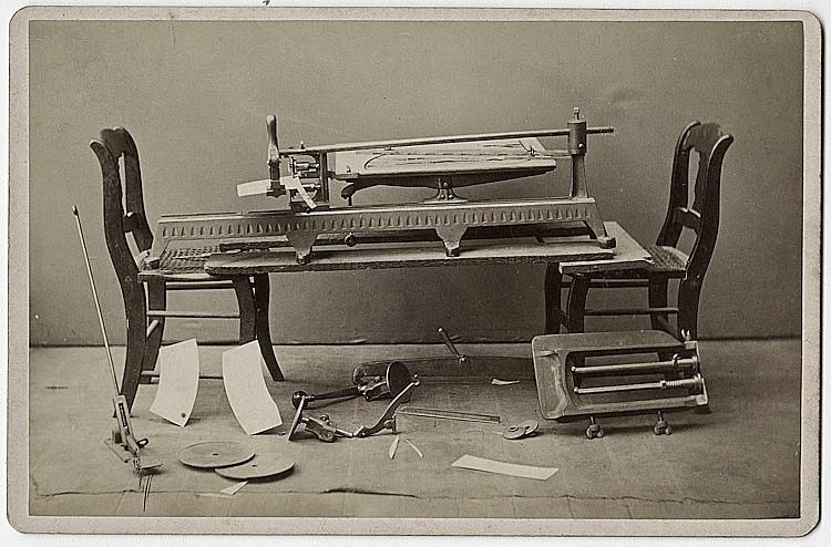 A cutting tool.