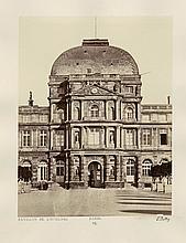 PAVILLON DE L'HORLOGE BY BALDUS.