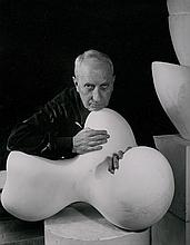 HANS ARP BY DENISE COLOMB.