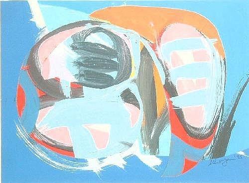 MARTIN LANYON (Contemporary) -