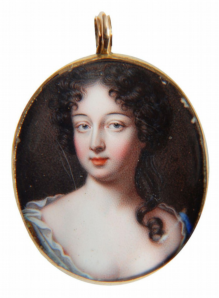 Attributed to Jean Petitot II (French,