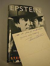 EPSTEIN, Jacob : ( 1880-1959 ) 2 page ALs