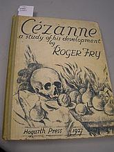 FRY, Roger - Cezanne a study of his development :