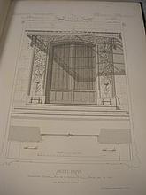 DALY, Cesar - Architecture Privee : title, 18