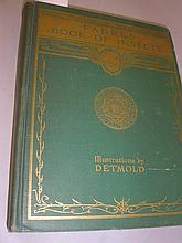 DETMOLD, E.J (illustrator) Fabre's Book of Insects