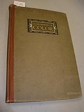 MUNSELL, A.H - A Grammar of Color Arrangements of