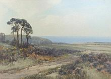 Frederick John Widgery [1861-1942]- View in Lyme