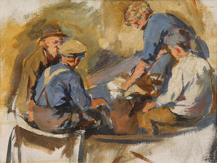 Attributed to Stanhope Alexander Forbes