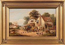 Attributed to Georgina Lara [c.1840-1880]- Country