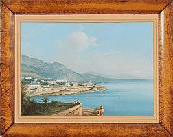 Attributed to Emmanuel Meuris (1894-1969) Naples