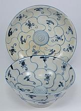 Tek Sing Cargo - A Chinese porcelain bowl and