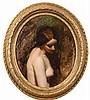 Attributed to William Etty [1787-1849]- A woodland, William Etty, £320