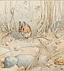* Winifred  Marie L. Austen [1876-1964]- In the Ha, Winifred Marie Louise Austen, £120