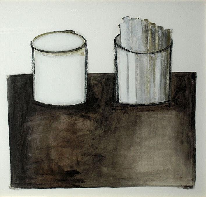 Jessica Cooper (b.1967) - Tate Sugar, signed,