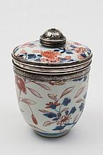 An unusual 18th Century Chinese Imari porcelain