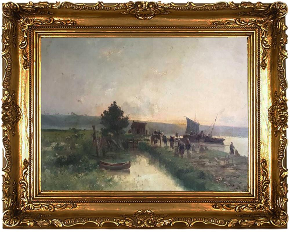 Gaston Anglade Paintings Artwork For Sale Gaston Anglade Art Value Price Guide