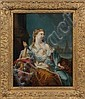 Constantin NETSCHER (1668-1723) Didon Huile sur, Constantin Netscher, Click for value