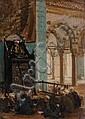 Édouard Bernard DEBAT-PONSAN (1847-1913) Mosquée