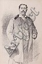 Édouard Bernard DEBAT-PONSAN (1847-1913) Portrait
