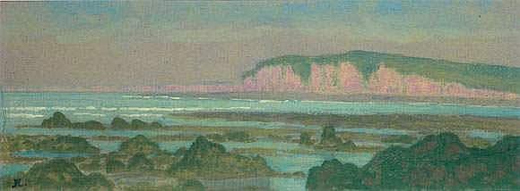 Jean-Francis AUBURTIN (1866-1930) - Normandie :