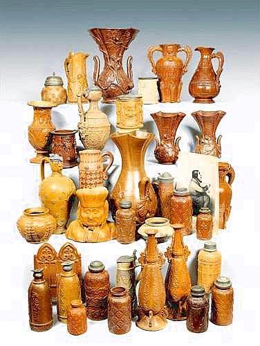 Aiguière dite vase flamand d'après un dessin