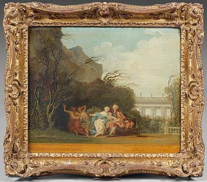 Anicet Charles Gabriel LEMONNIER (1743-1824).
