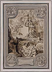 Jan GOEREE (Middelbourg, 1670 - Amsterdam, 1731)