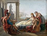 Atelier de Pierre Narcisse GUERIN (1774-1833) Enée