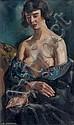 André FAVORY (1889-1937) Modèle nu, le buste, André Favory, Click for value