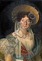 Joseph VAUDEChAMP (1790-1866) Portrait de jeune, Jean-Joseph Vaudechamp, Click for value