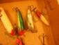 Box Lot Vintage Plugs, Fishing Lures
