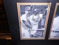 Autographed Photo of Snider, Mantle, DiMaggio, Mays w/ COA by Autographed Legends