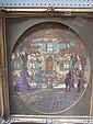 Rudolf Poeschmann (1878-1954), Street Scene,, Rudolf Poeschmann, Click for value
