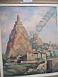Gabriel Moiselet (1885-1961), View towards Saint