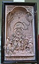 A Doulton stoneware plaque by GEORGE TINWORTH,, George Tinworth, Click for value