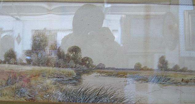 Francis George Fraser (c. 1879- c. 1940), River