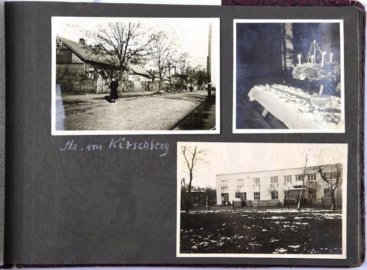 FOTOALBUM UMSIEDLER-LAGER KIRCHBERG
