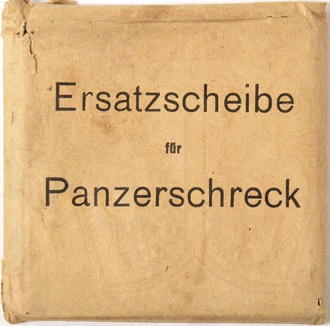 ERSATZSCHEIBE FÜR PANZERSCHRECK
