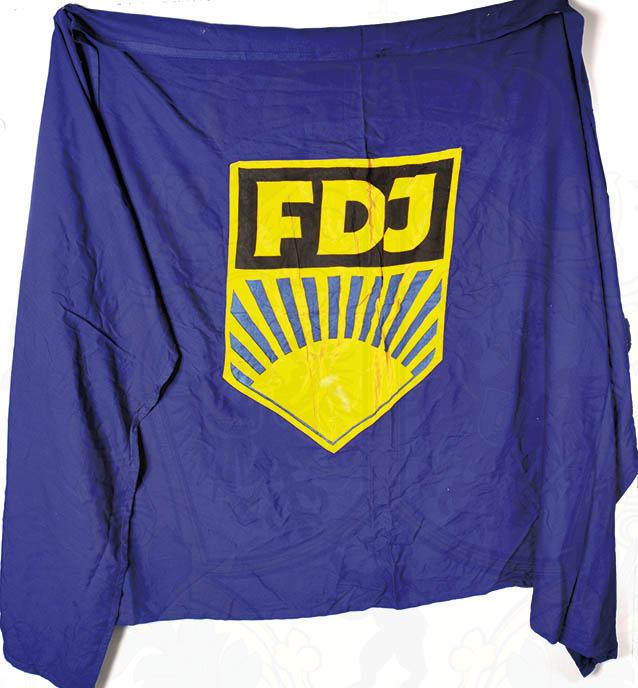 FDJ-FAHNE