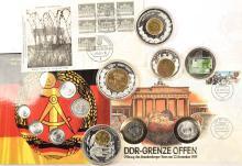 Collection MÜNZEN/MÜNZBRIEFE