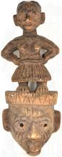 AFRIKANISCHE KULT-SKULPTUR