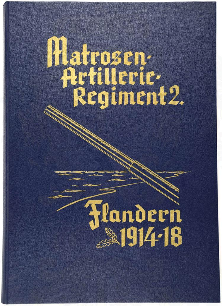 DAS 2. MATROSENARTILLERIE REGIMENT