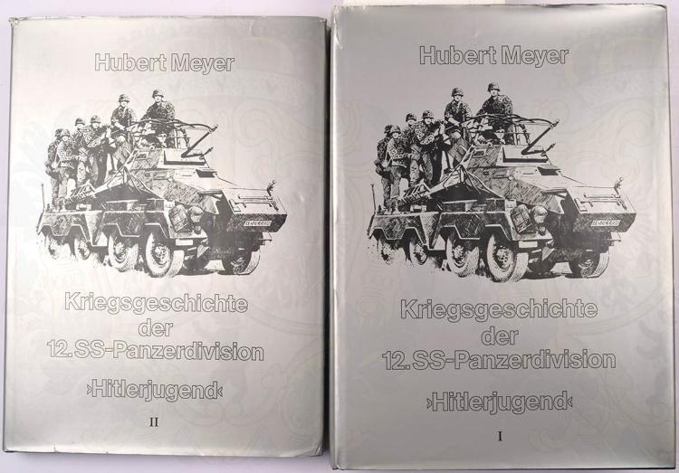KRIEGSGESCHICHTE DER 12. SS-PANZERDIVISION