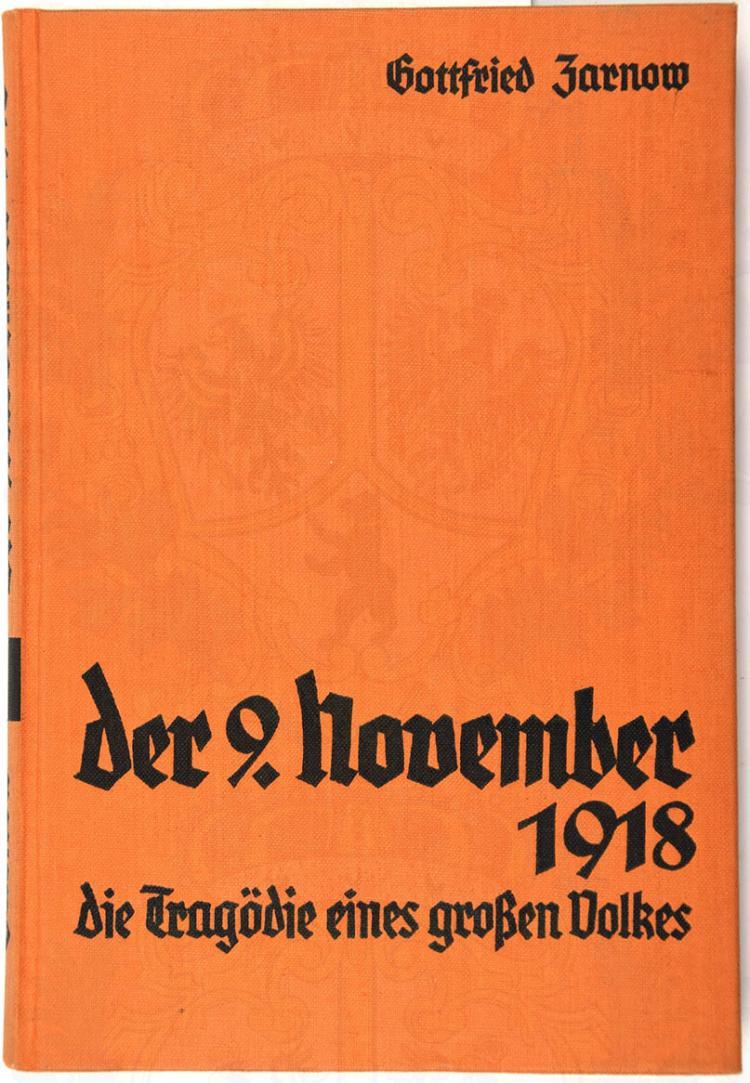 DER 9. NOVEMBER 1918